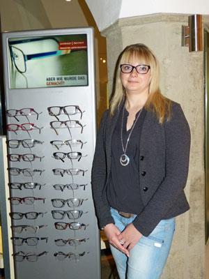 Diana Bollwahn, Klotz Augenoptik, Naumburg